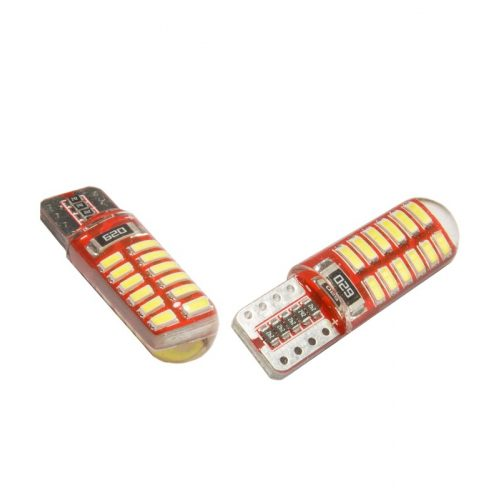 Can-Bus Cree LED, T10, fehér - EXOD T10X589 W - párban