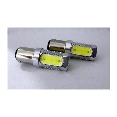 LED dióda BaY15D foglalatú fehér - Exod BaY15D 6W