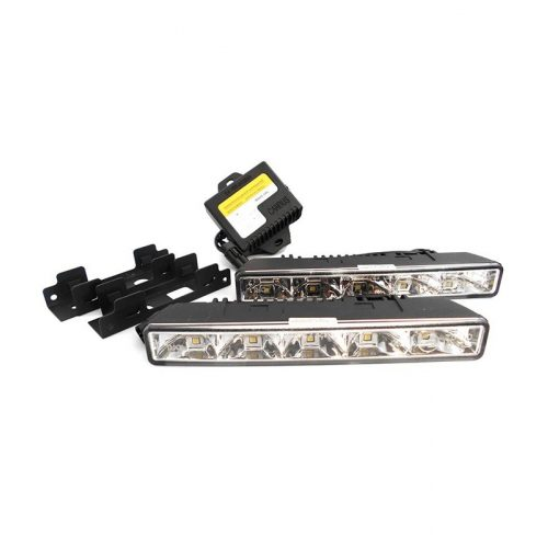 5 LED-s nappali menetfény - D.R.L 901 HP