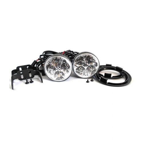 Kör alakú LED nappali menetfény - D.R.L 902 HP