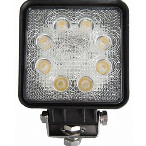 Off Road 8 LED-es szögletes lámpa - SMP 24W SN