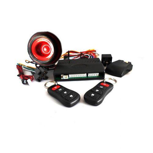 Autóriasztó, rablásgátlással - SMP G96018