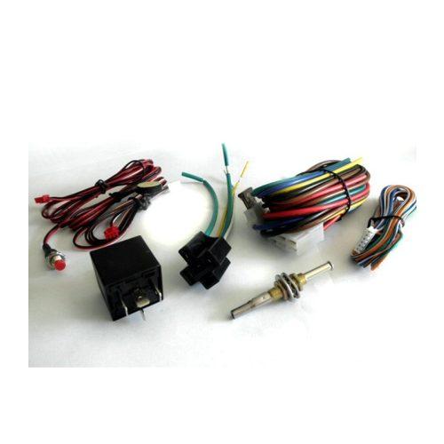 Kétirányú autóriasztó, távindításos, pageres - SMP HT800F
