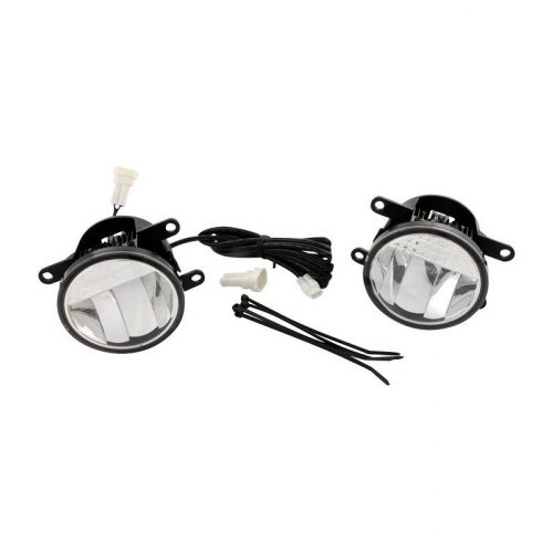 LED-es ködlámpa szett 90X90,5mm - OSRAM LEDriving F1