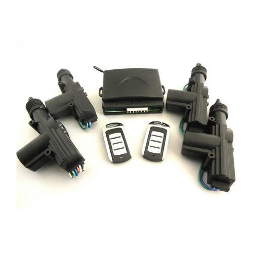 Távirányítós központizár szett - 4 ajtóra - SMP 212M