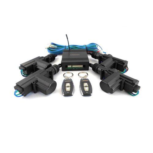 Távirányítós központi zár szett - csomagtér nyitás funkcióval - SMP V686