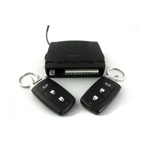 Központizár vezérlő - 2db távirányítóval - SMP V09