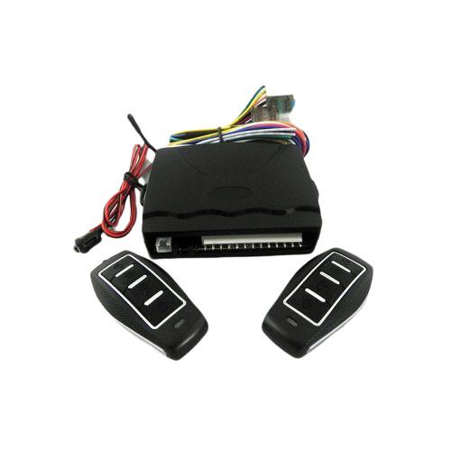 Központizár vezérlő - 2 fém távirányítós - SMP V09LK