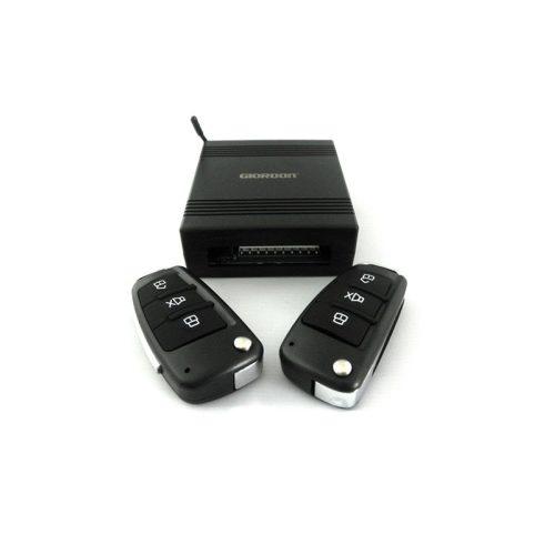 Központizár vezérlő - 2 távirányítóval - csomagtér nyitással - SMP V03TR.2264