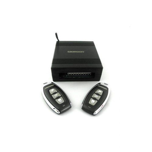 Központizár vezérlő - csomagtér nyitással - 2 távirányítóval - SMP V03TR.2208