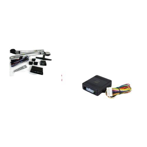 Elektromos ablakemelő szett, ablakemelő modullal - SMP 686 PW