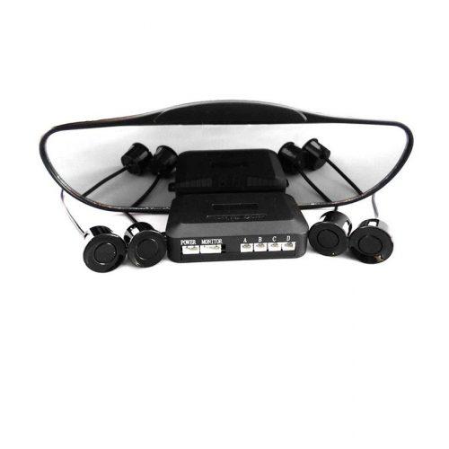 Tolatóradar 4 szenzoros szett tükörrel - SMP P06