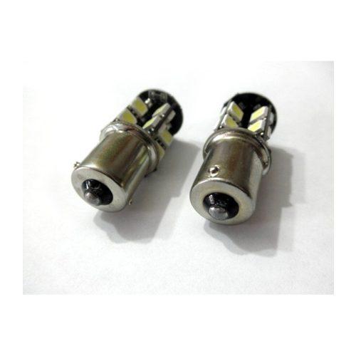 Can-bus szuper SMD LED 23mm fehér - Exod BA15S-19 W