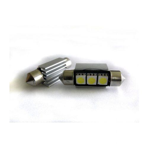 Can-Bus LED 36mm fehér - Exod CL PL3-5050 - 36