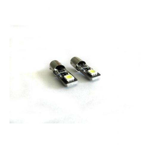Can-Bus szuper SMD LED Ba9s 20mm fehér - Exod CL5