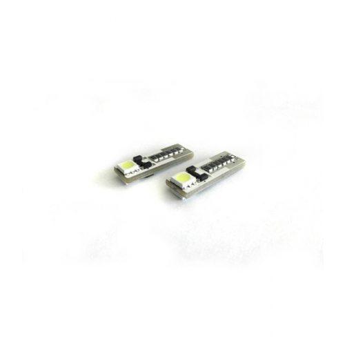 Can-Bus szuper SMD T10 17mm fehér - LED Exod CL6