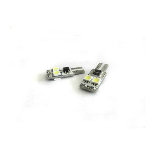 Can-Bus szuper SMD LED T10 20mm fehér - Exod CL7