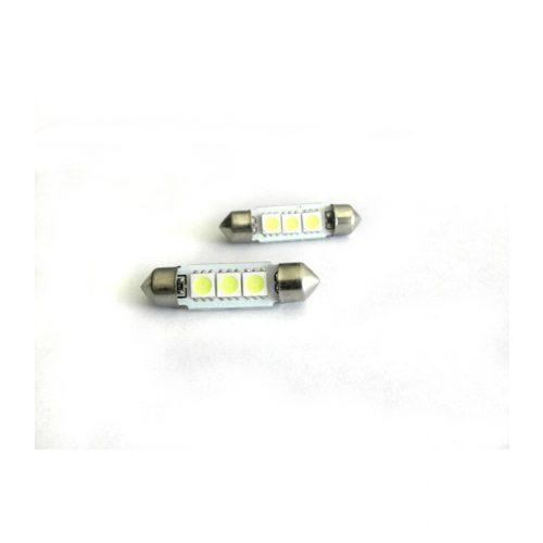 Can-Bus szper SMD LED 39mm fehér - Exod CL9