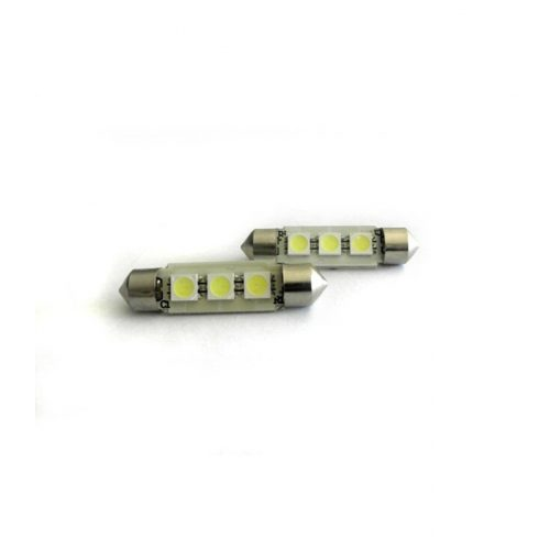 Can-Bus szuper SMD LED 42mm fehér - Exod CL10