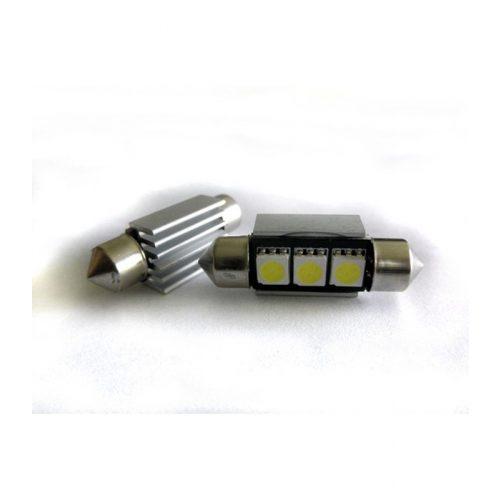 Can-Bus LED 39mm fehér - Exod CL PL3-5050 39