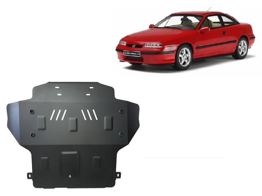 Opel Calibra, 1990-1997 - Motorvédő lemez