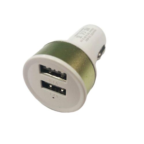 2-es USB töltő elosztó - AE-2USB/12V