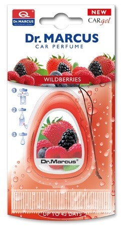 Car Gel autóillatosító - erdei gyümölcs illatú - DM273