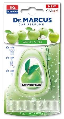Car Gel autóillatosító - zöld alma illatú - DM283