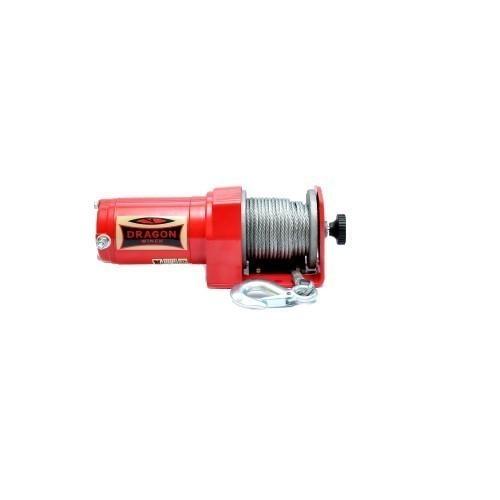 Image of 0,9 lóerős elektromos csörlő quadokhoz, motoros szánokhoz